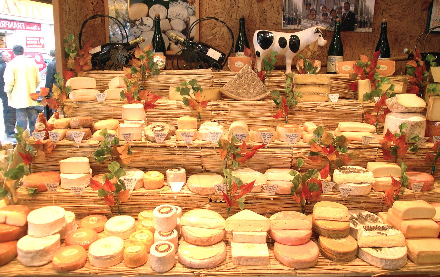 A favorite cheese shop — Marie Cantin