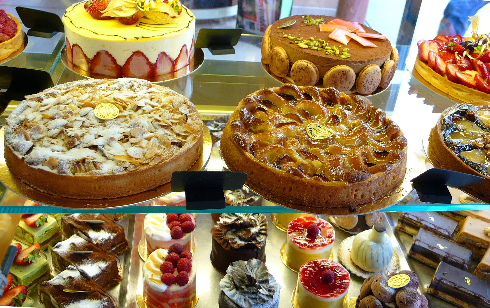 My Favorite Photos of Paris …. Pastries!
