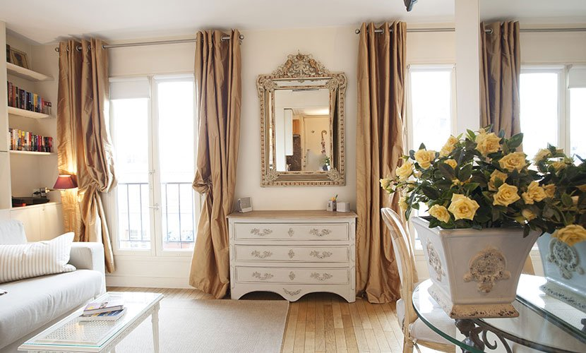 Why We Love Paris Apartments on High Floors
