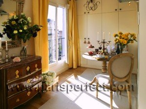 Our Kir Apartment Rental in Paris, a New Look!