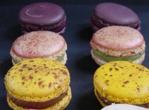 The best macarons in the world; Pierre Herme Paris