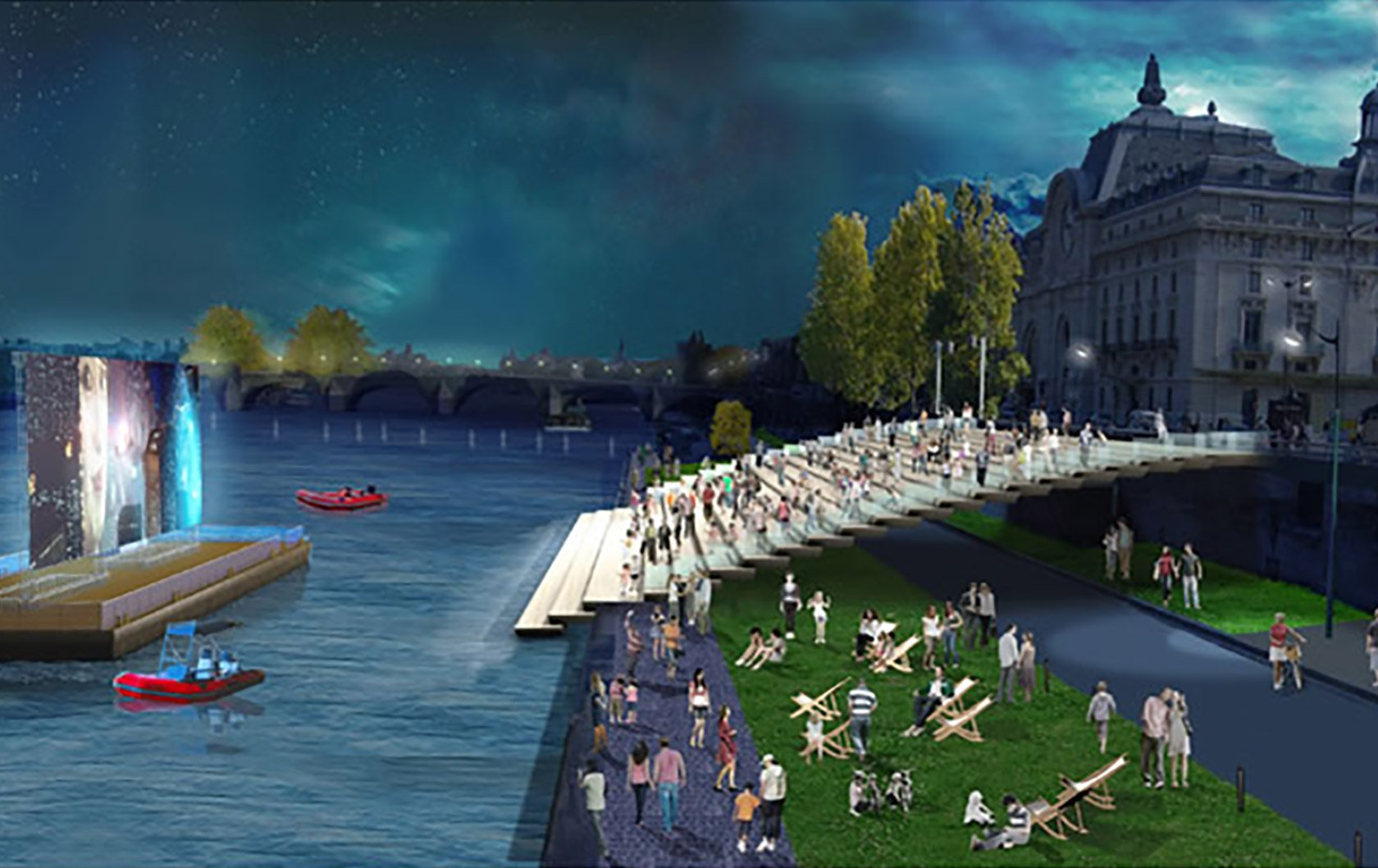 banks-of-the-seine-transformed-open-air-movies