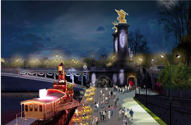 Paris Reconquers the Seine!