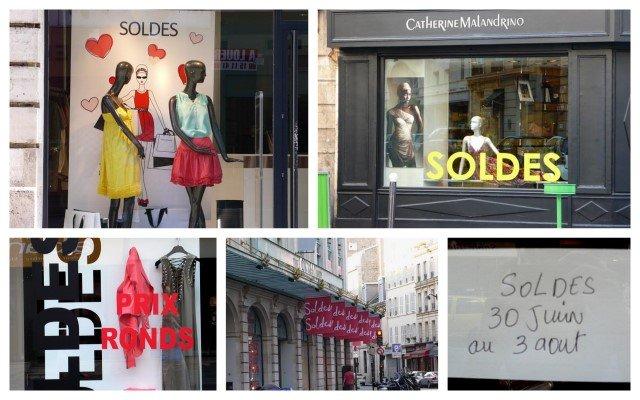 Summer Sales in Paris!