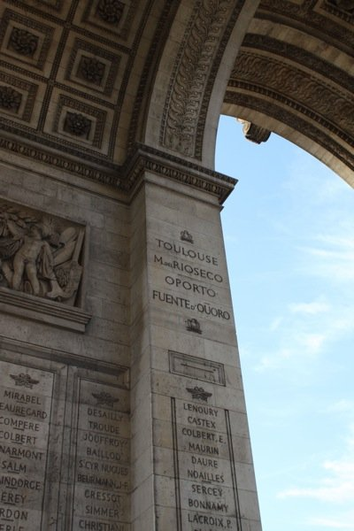Visiting The Arc De Triomphe In Paris Paris Perfect