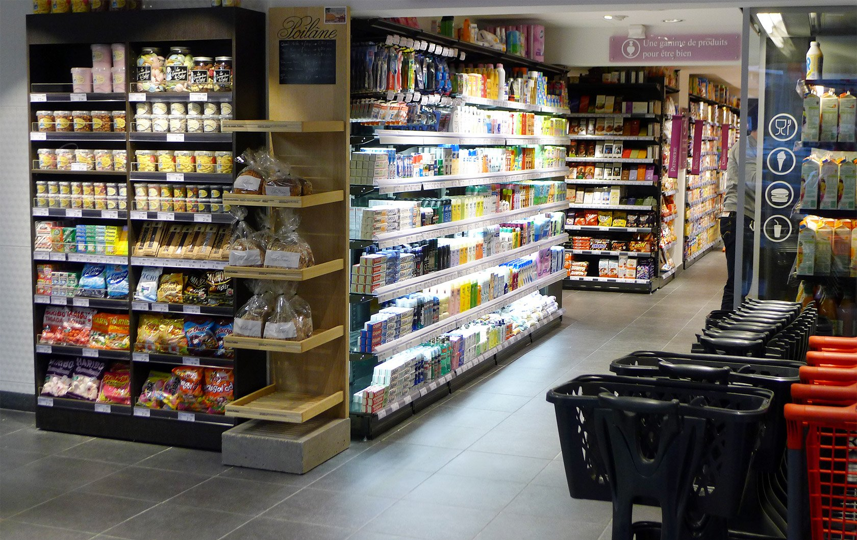 Paris Supermarkets – Part 1!