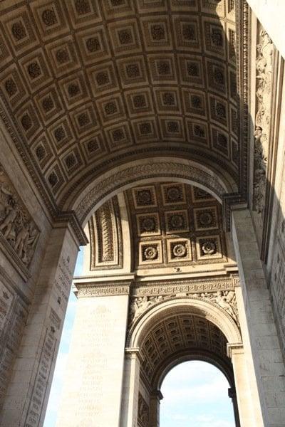 Visiting The Arc De Triomphe In Paris Paris Perfect