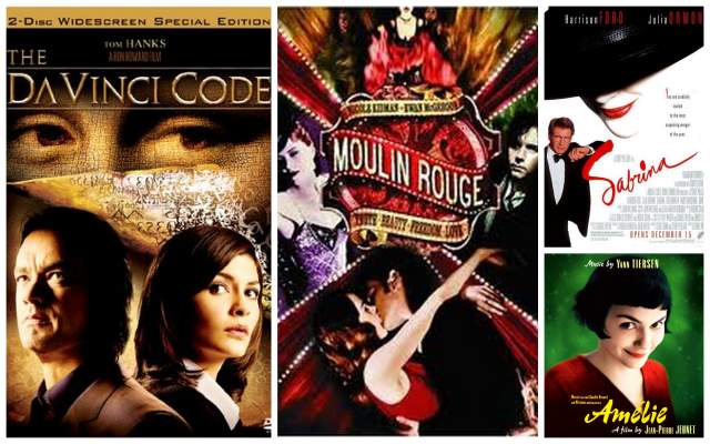 Movies Set in Paris to Put You in the Mood!