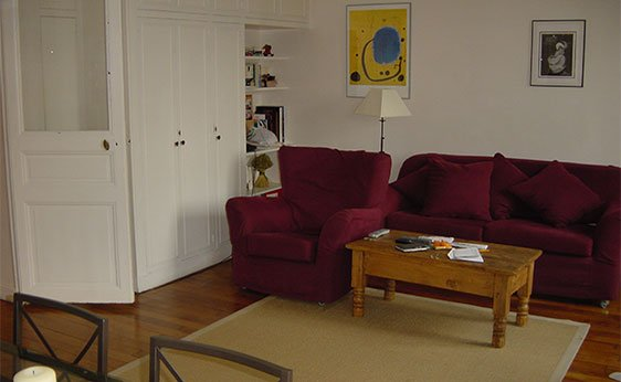 The Merlot Apartment in Paris: Before, After & After Again!