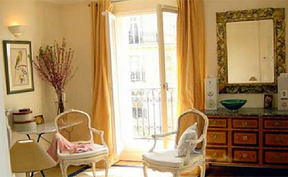 The Merlot Apartment in Paris: Before, After & After Again