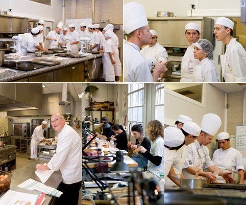 Ecole Ferrandi Professional Cooking School