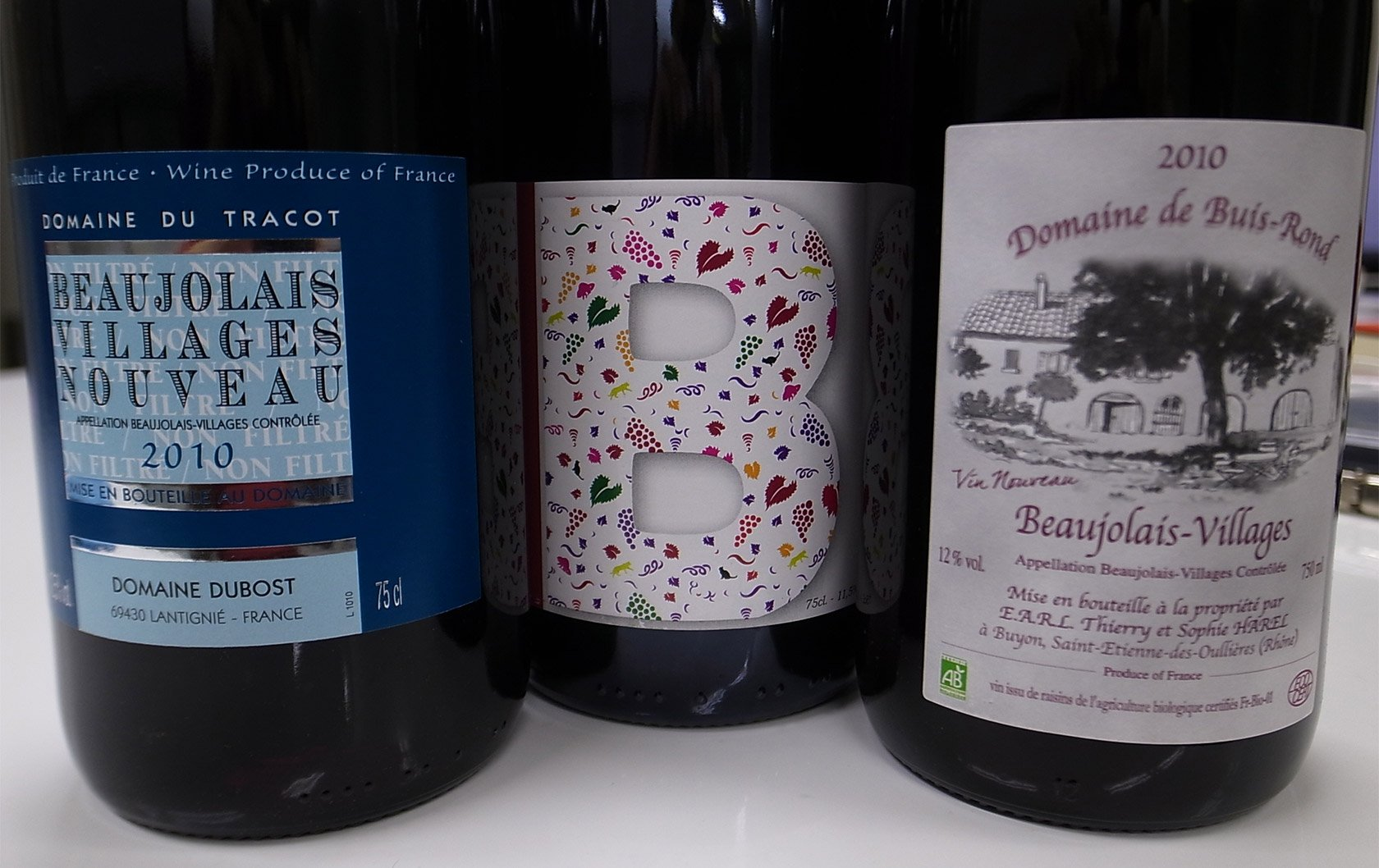 Release of the Beaujolais Nouveau