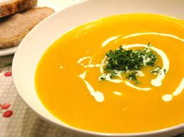 Happy Thanksgiving: Fabulous Pumpkin Soup!
