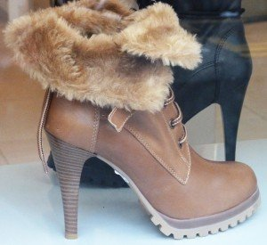 Paris Fashion: Boots Are All the Rage!
