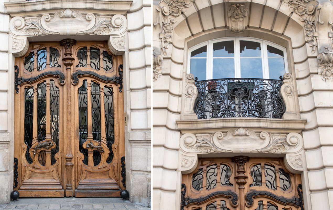 Art nouveau architecture tour in paris paris perfect - Art nouveau architecture de barcelone revisitee ...