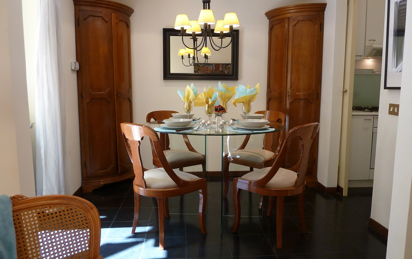 La dolce vita an apartment in rome italy paris perfect - Office tourisme italien a paris ...
