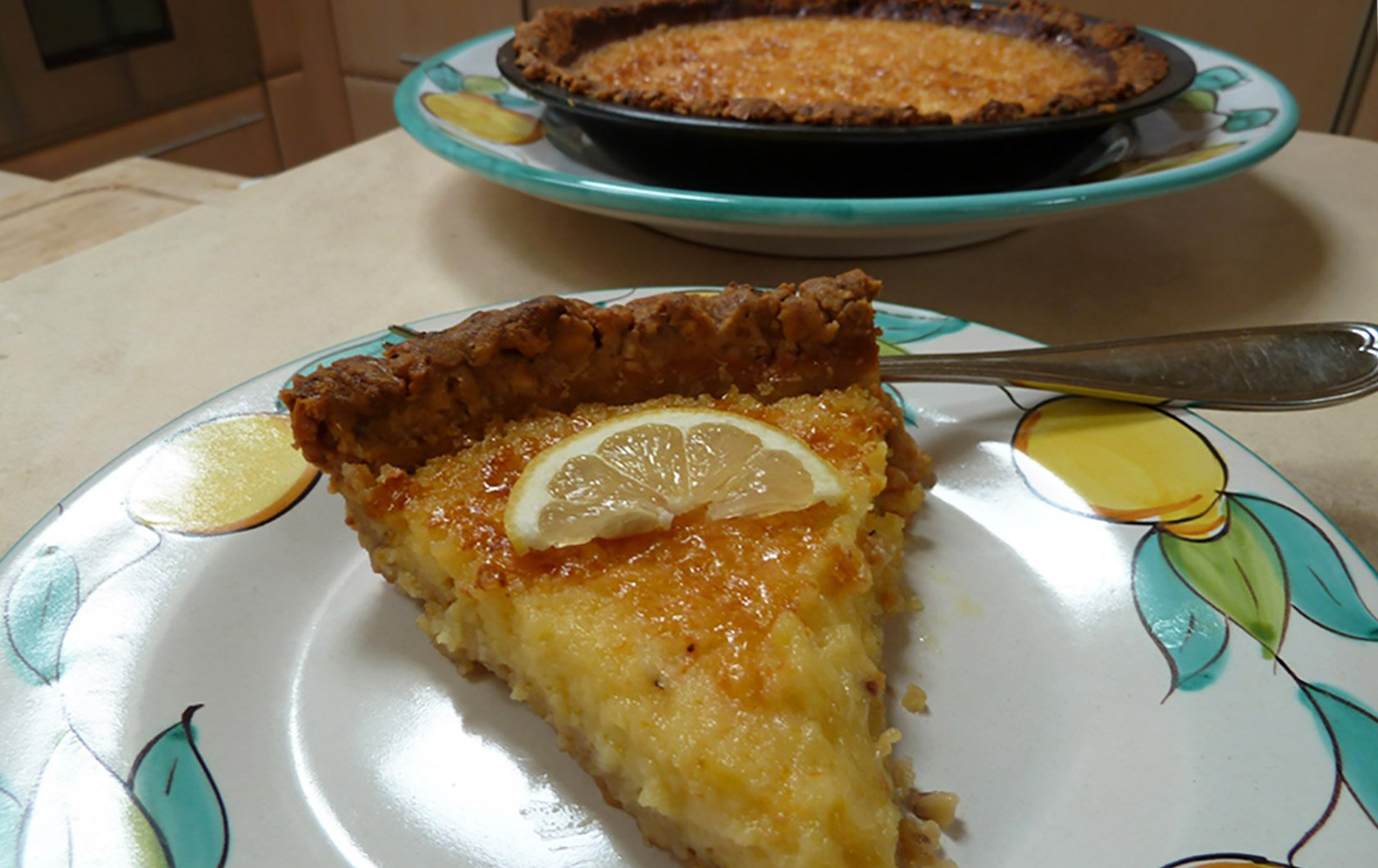 Recipe for my Favorite Lemon Tart; French Tarte au Citron