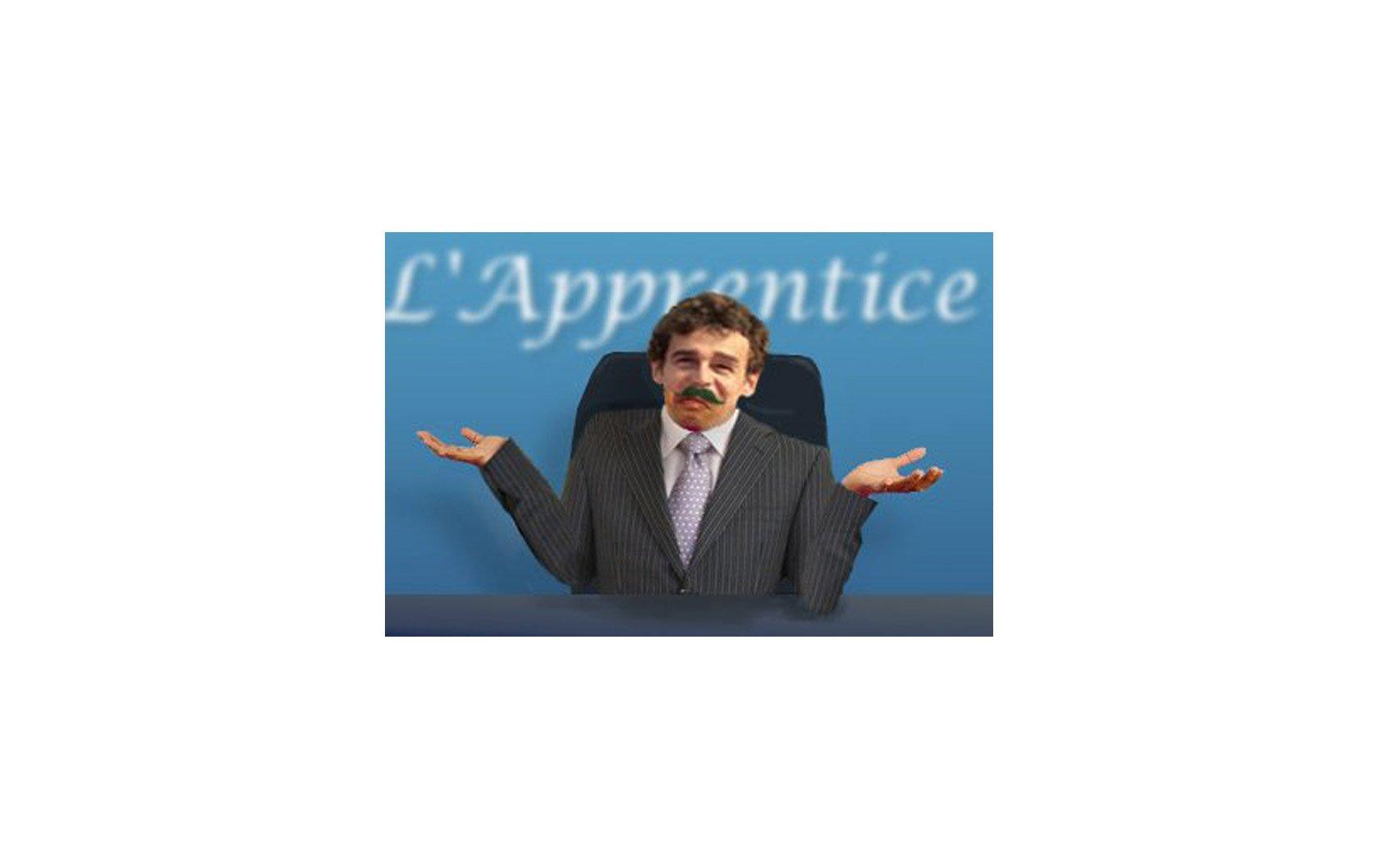 apprentice-satire