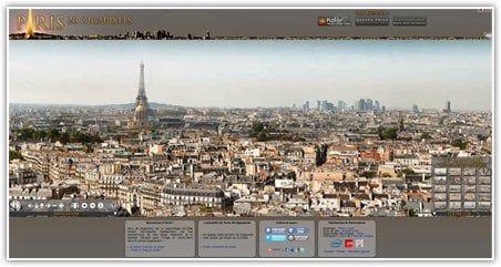 Paris 26 Gigapixels – Breathtaking Panoramic View of Paris