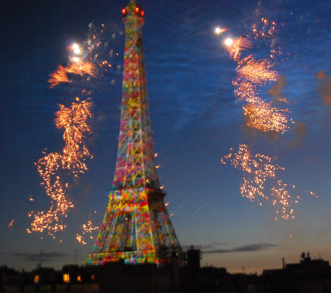 Amazing Pictures: Get Ready For Bastille Day Fireworks In Paris Today
