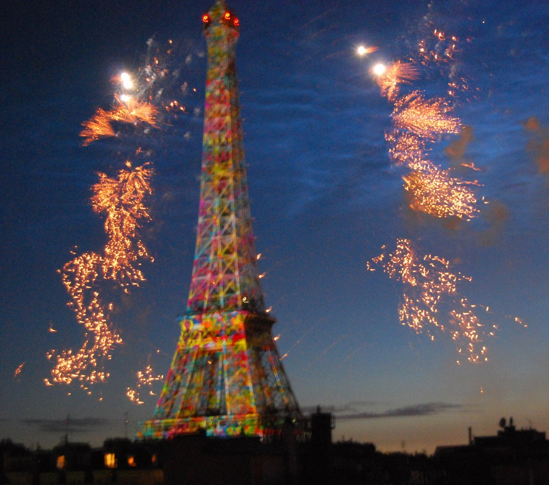 Get Ready For Bastille Day Fireworks In Paris Today