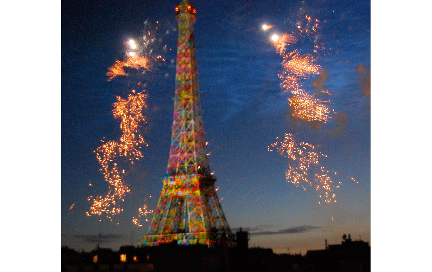 get ready for bastille day fireworks in paris today!!! - paris perfect