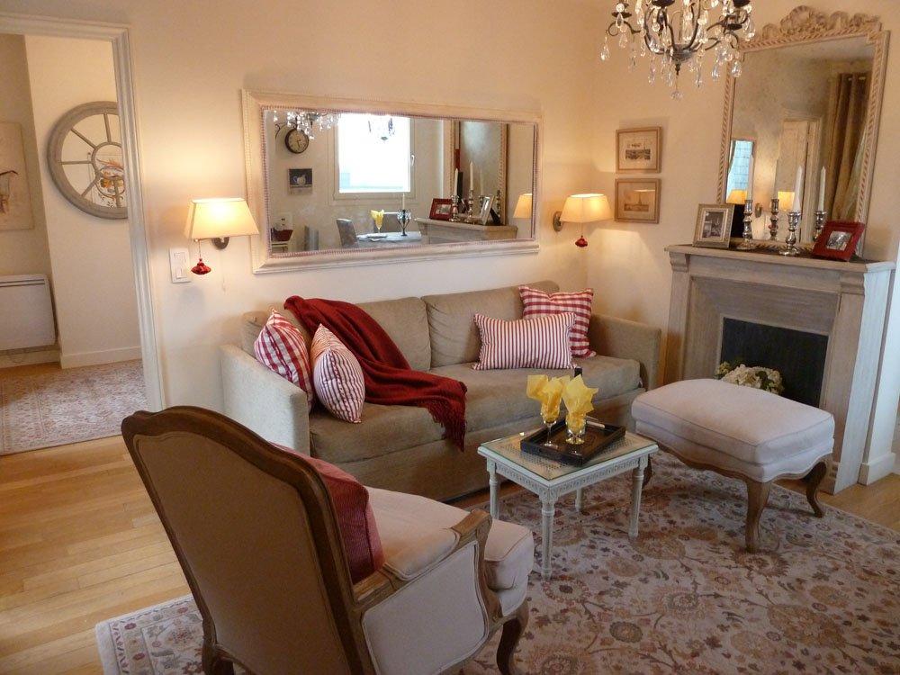 A Perfect Pied à Terre in Paris — the Médoc Apartment for Sale