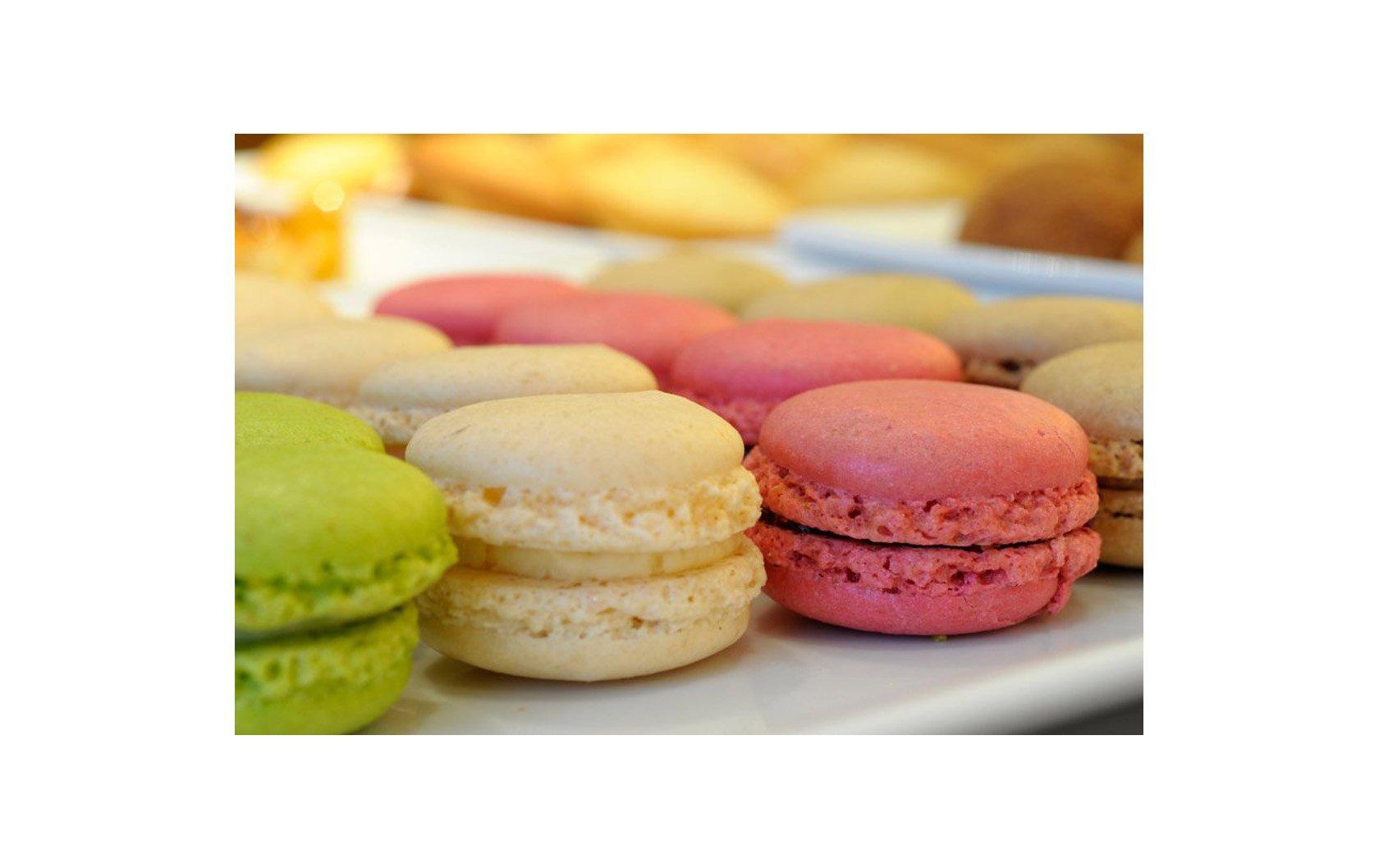 desserts-macarons