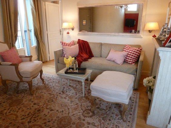 a perfect pied à terre in paris -- the médoc apartment for sale