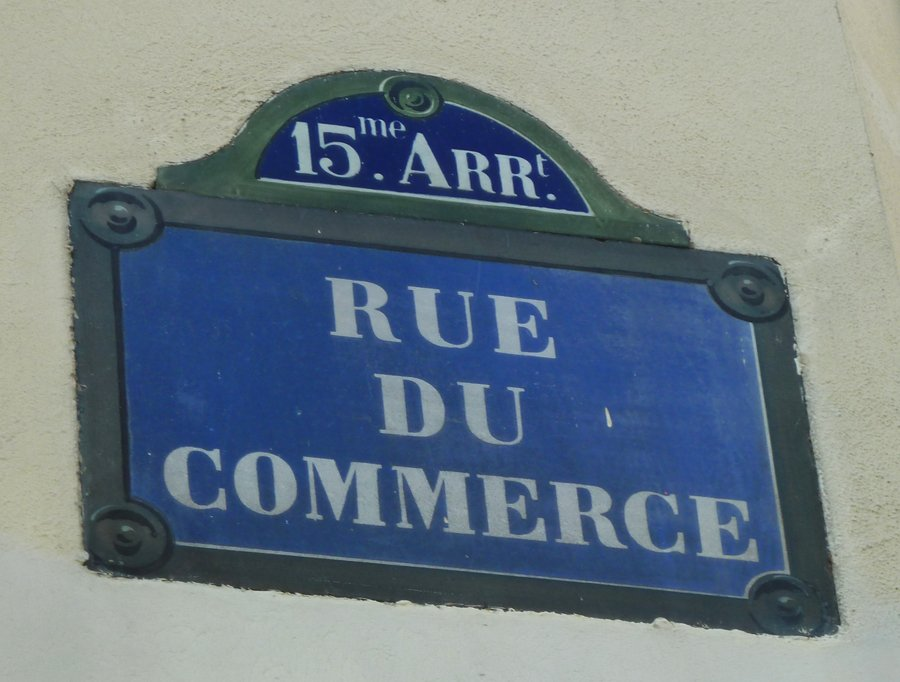 The best hidden shopping street in paris la rue du commerce paris perfect - Rue du commerce aspirateur ...