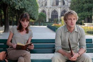 Midnight in Paris Notre Scene with Carla Bruni
