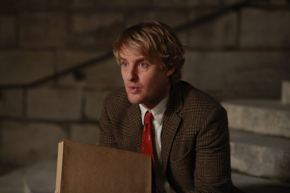 Owen Wilson Midnight in Paris