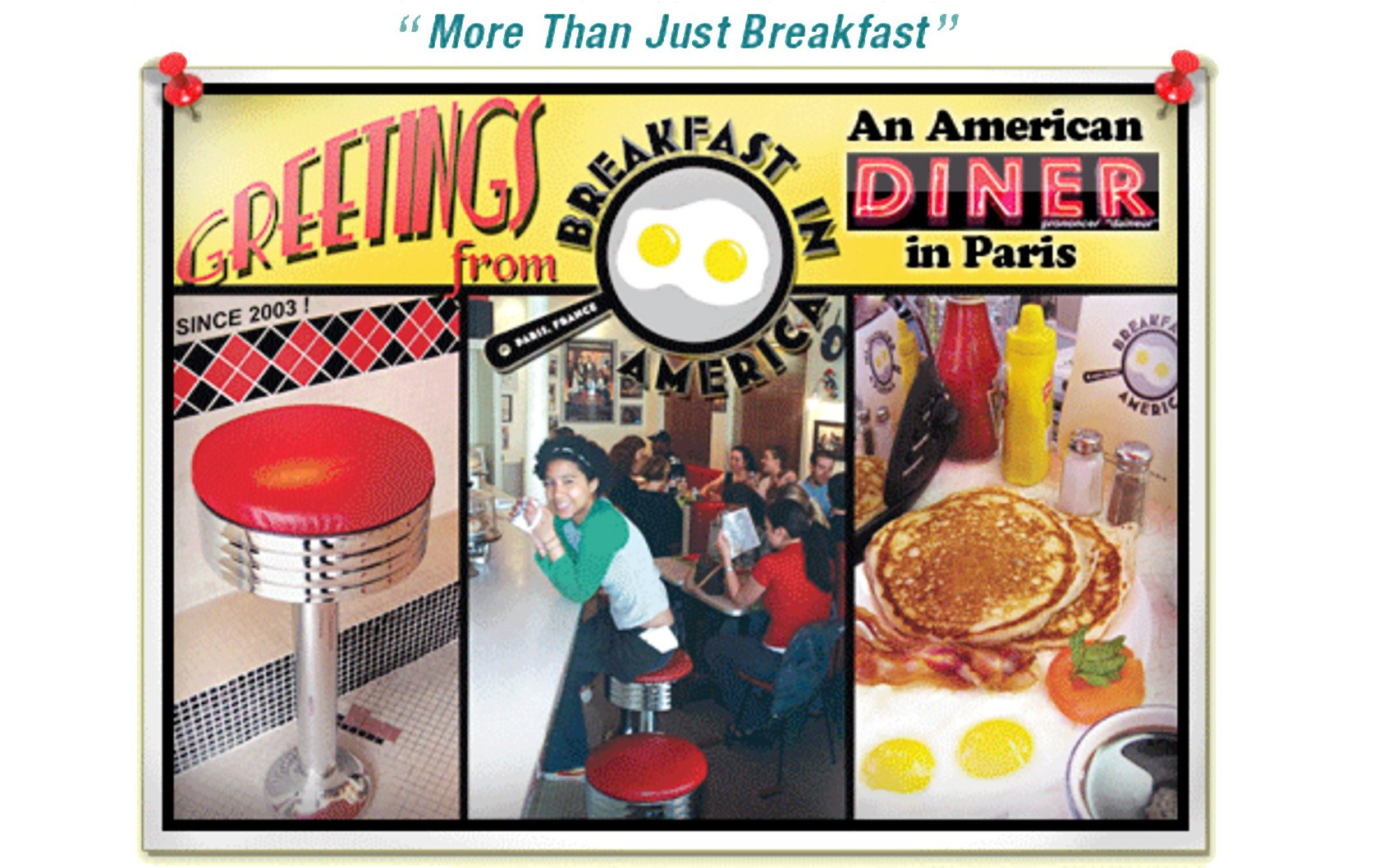 Cool Restaurants for Teenagers in Paris