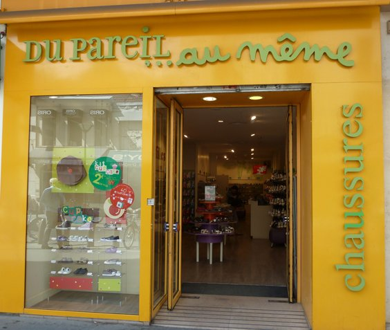 The best children 39 s clothing stores in paris paris perfect - Paris shopping boutiques ...