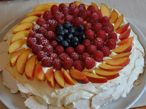 Pavlova – A Popular Australian Dessert