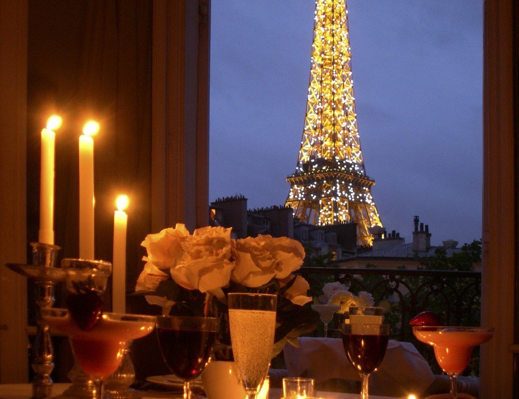 Romantic paris short term apartment rental
