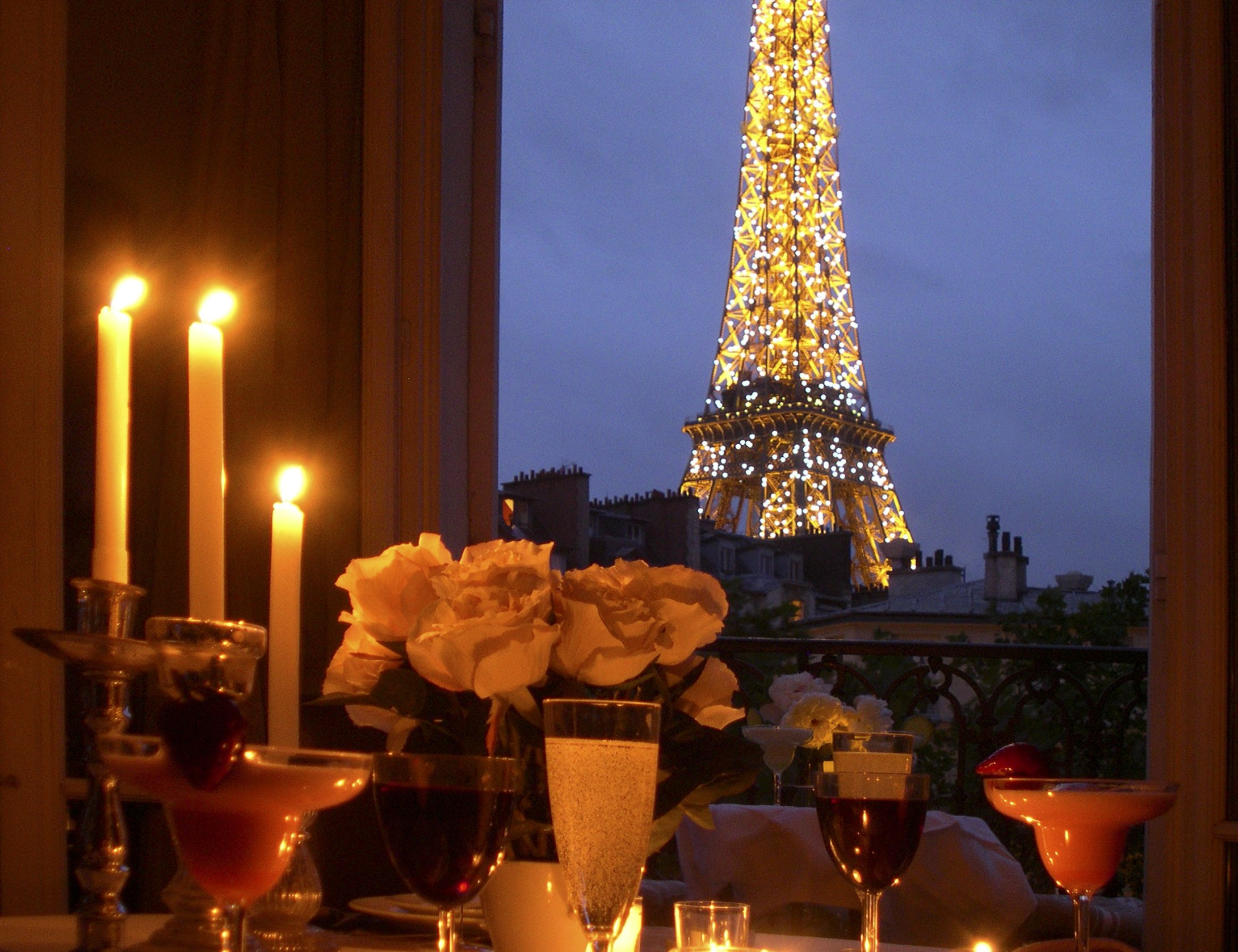 Where To Say I Love You In Paris Perfect