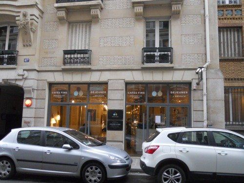 Specialty Coffee in Paris 7th arrondissement