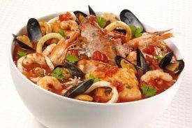 Recipe for Brodetto (Fish Casserole)