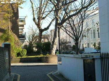 London holiday at Kensington Victorian Mews Home