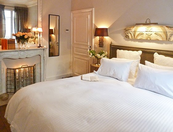 Luxury Paris vacation rental in 7th arrondissement