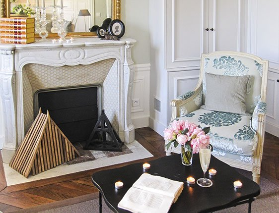 Paris vacation rental fully remodeled