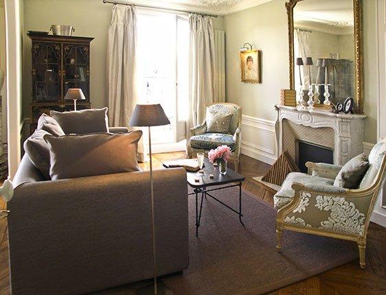 Apartment Living Room Curtains