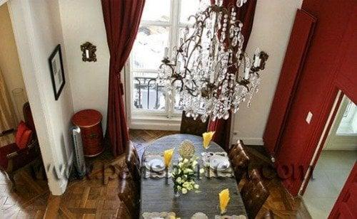 Paris Perfect Vacation Rental in 1st Arrondissement Near Les Halles