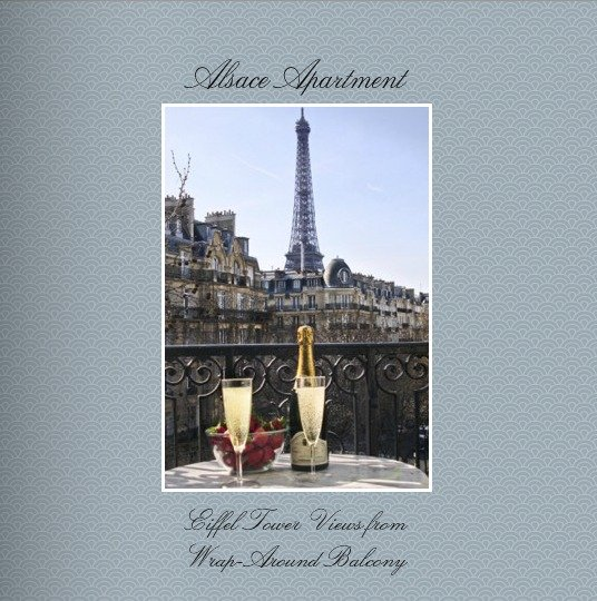 Paris Perfect Memory Album Books from Shutterfly