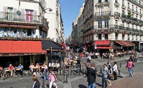 Dining in the 1st arrondissement in Paris