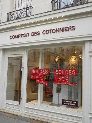 Best Hidden Shopping Street in Paris Rue du Commerce