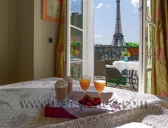 Introducing The Romantic Margaux Vacation Rental Paris