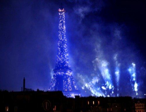 Bastille Day Fireworks Eiffel Tower Paris Perfect Vacation rental Margaux
