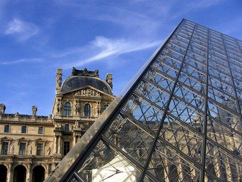 Bastille Day in Paris Louvre Museum Free